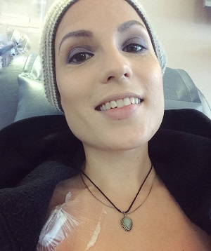 Ovarian Cancer Australia News Amy S Story
