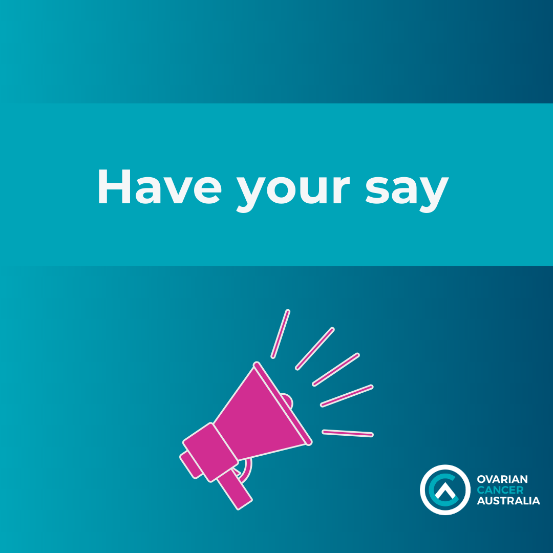 Ovarian Cancer Australia News Oca Makes Submission To Pbac