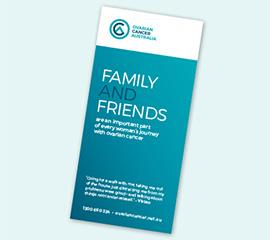 Family and Friends DL Brochure